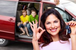 Ridesharing for Kids